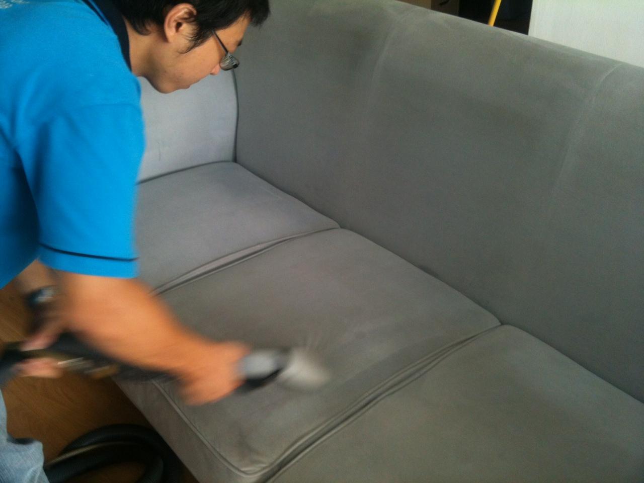 Fabric Sofa 2