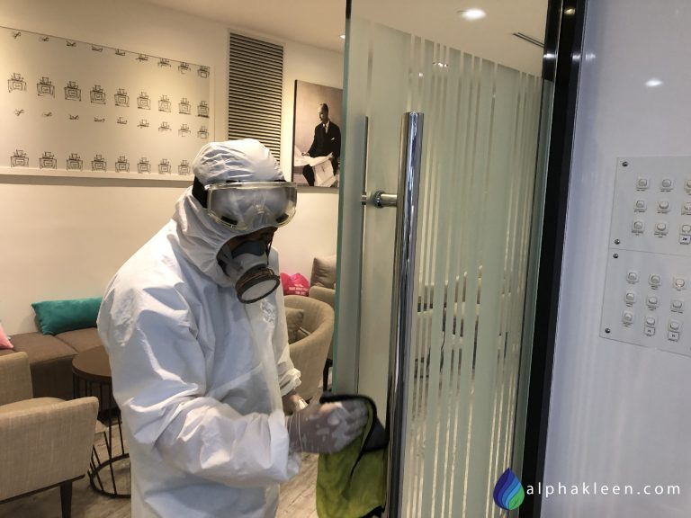 KL Disinfecting Fumigation