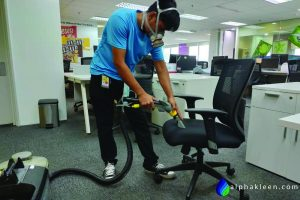 Corporate Upholstery Cleaning
