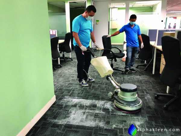 Office Carpet Cleaning 1-01